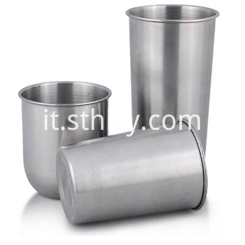 Stainless Steel Beer Cup