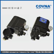 Electric valve/control valve positioner