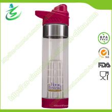 24oz 2015 New-Arrival Tritan Fruta infusión botella de agua personalizado