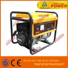7HP angetrieben 2,0 KW Bürste Generator zu verkaufen