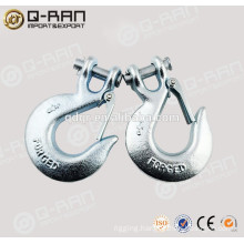 US Rigging Hardware Hooks Drop Forged Chain Hook