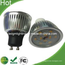Sumsung SMD 5630 Spot LED 5W GU10 Spot de luz (GM-GU10-5W-SS)