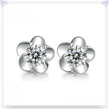 Pendiente de cristal joyería de moda 925 joyas de plata esterlina (se044)