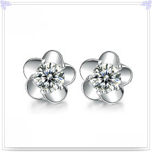 Crystal Earring Fashion Jewelry 925 Sterling Silver Jewelry (SE044)