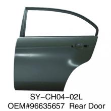 Chevrolet Epica 2008-2012 Rear Door