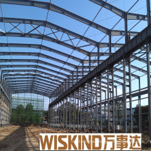Prefab Light Steel Structure with Gable Roof House