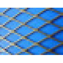 Diamond Hole Expanded Metal Mesh Sheets Factory