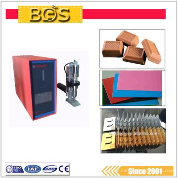 Ultrasonic Cutting Machine for Fiber or PE etc Organic Plastics