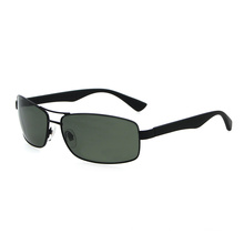 2021 High Quality Custom Outdoor UV 400 Mens Metal Driving Finishing Polarized Sunglasses