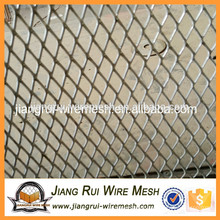 Professional Production Galvanized Aluminum Expanded Metal Mesh