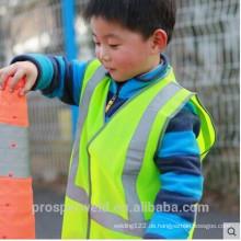 2015 Die beliebtesten Kinder Reflektierende Weste mit EN20471 & CE-Standard, reflektierende Wurzel, reflektierende Weste