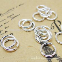925 anneaux en argent sterling avec anneaux bijoux avec de nombreuses tailles SEF007