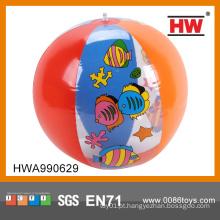 Boa qualidade Bola inflável pequena do Pvc do esporte ao ar livre barato