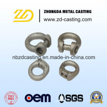 Making Parts with High Chrome Cast Iron Steel by Stamping