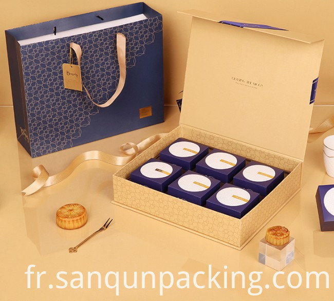Magnetic Mooncake Box