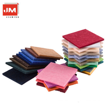 non-woven acoustic panel needle punched acoustic panel