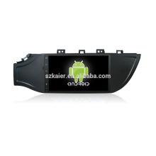 android 6.0-Dvd lecteur pour voiture1024 * 600 android voiture lecteur dvd pour Kia K2 2017 + OEM + quad core!