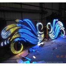Enseigne numérique à luminance ultra lumineuse