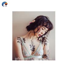 Manches de tatouage de bras de grande taille pour la dame de sexe avec le prix concurrentiel dans YinCai