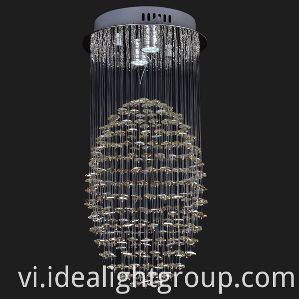 hanging chandelier modern design