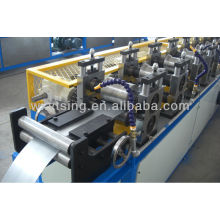 Full Automatic Machinary YTSING-YD-0362 Rolling Shutter Tür Roll Forming MachineCutting ohne Stop