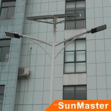 Luz de calle solar 80W (STL02-30W + 30W)