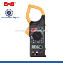 Digital Clamp Meter 266FT com teste de temperatura com amperímetro de freqüência