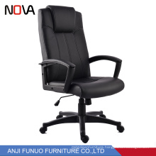 Nova PU and PVC Leather Durable Executive Office Chair With Headrest