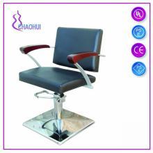 Benutzter justierbarer Schönheits-Haar-Friseursalon-Stuhl