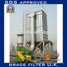 ECOGRACE Industrial Bag Filter serpentin cyclone
