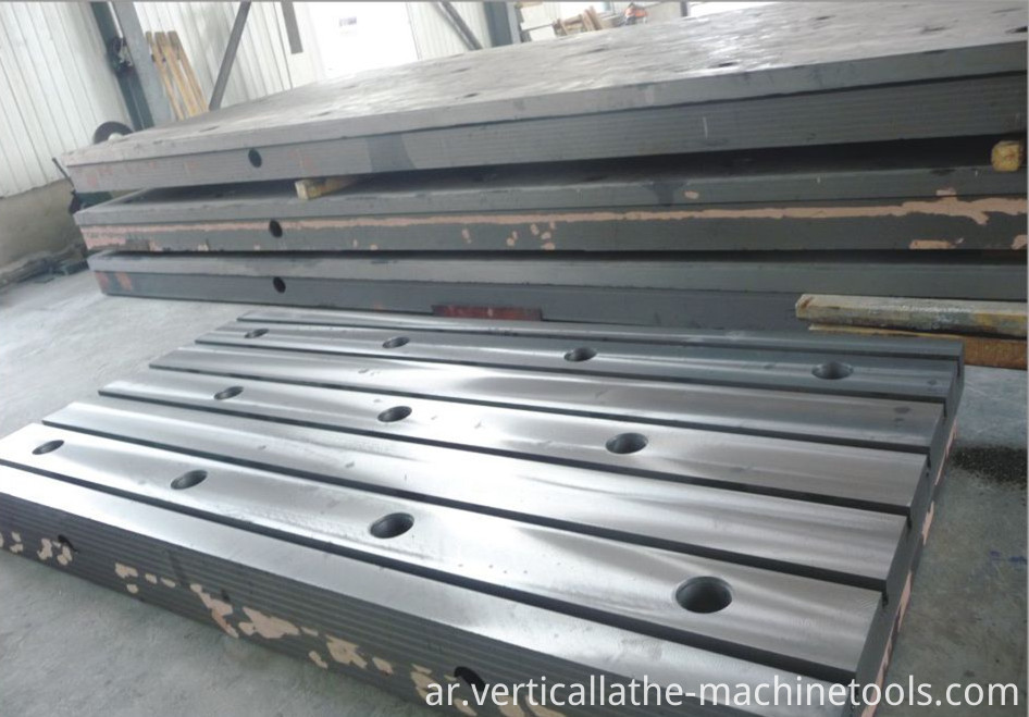 Cast Iron T-slot Plates