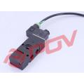 24VDC Magnetventil Luftventil 5 Port
