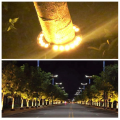 Lámpara impermeable flexible al aire libre 6w tree light