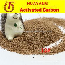 Ground Walnut Shell grit for sandblasting