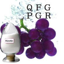 Promotores del crecimiento vegetal Kinetin (6-Furfurylaminopurine)
