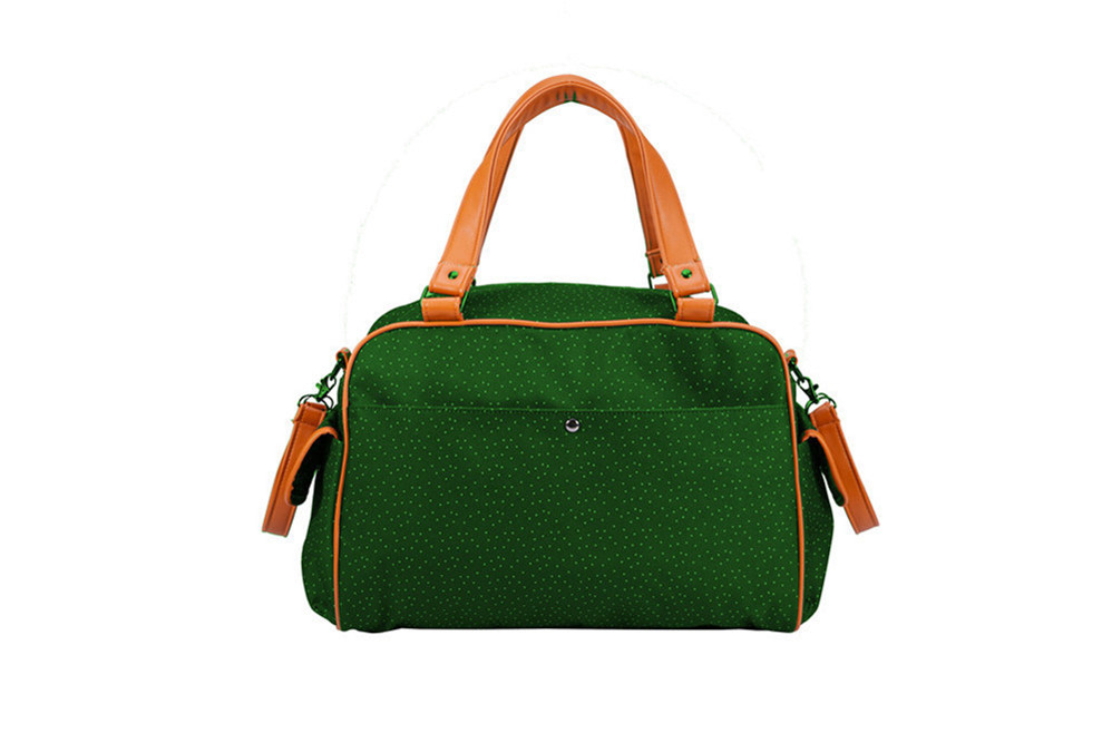 Green Changing Bags