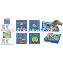 JQ 1106 New Art rompecabezas bloques para niños DIY
