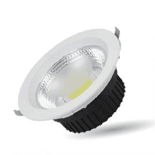 Die-casting aluninum 5w-30w led downlight