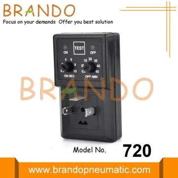 Digital Electronic Cyclic Timer สำหรับ Drain Solenoid Valve