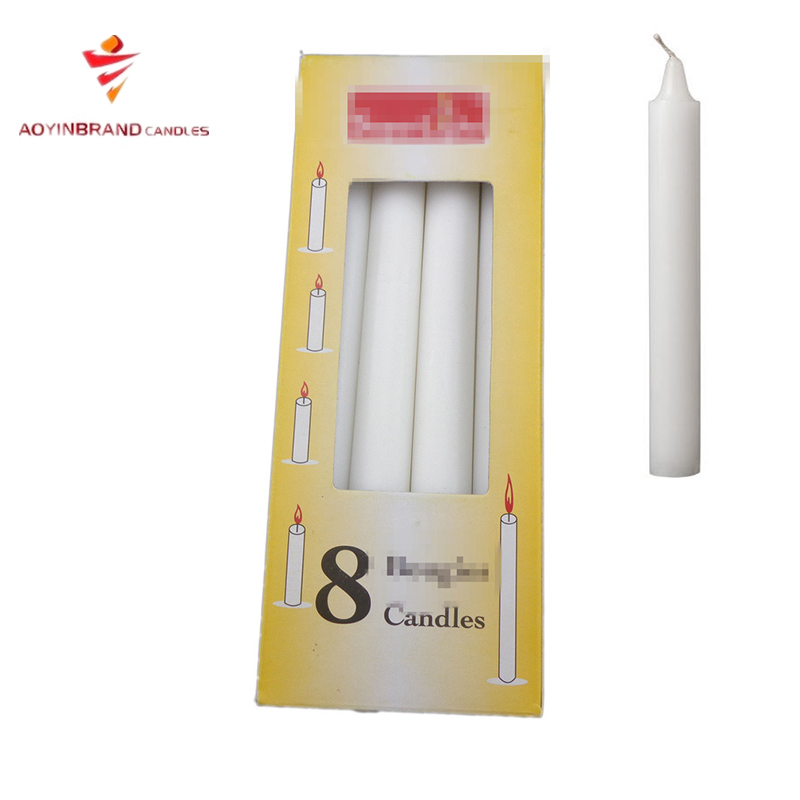 White 35g Candle