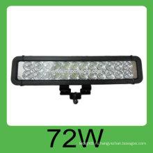 Высокое качество 72W DC10-30V портативный автоматический светодиодный свет работы