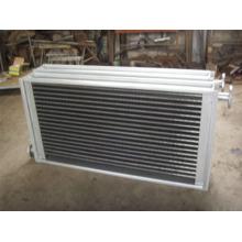 Воздушный теплообменник типа Air to Air Plate как конденсатор