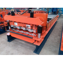 Step Tile Roofing Making Machine