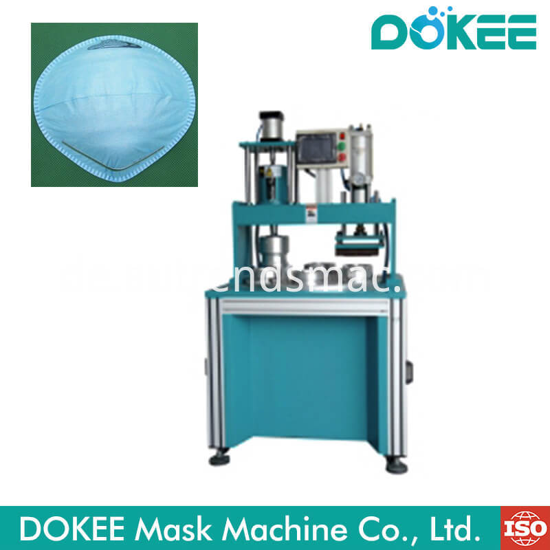 Cup Mask Melting Making Machine