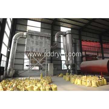 Catalyst flash continuous dryer XSG series flash dryer