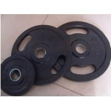 Barbbell de goma, mancuernas de peso (USH-301)