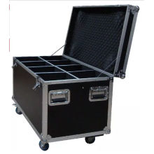 Customizable ABS Shockproof Tool Case Flight Case (for PAR Light)