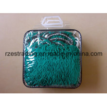 PP Knotless Green Cargo Nets with UV Stability
