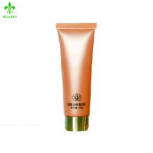 D30mm Pe round BB cream cosmetics empty plastic tube bb cream tube