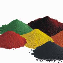 Óxido de ferro para cosméticos